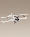 Sopwith Camel, Large Transparent Airplane Model