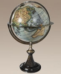 Paris 1745 Historical Globe Stand