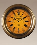 Ships Bulkhead Nautical Clock