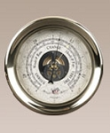 Captain's Nautical Barometer