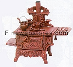 Old Red Stove