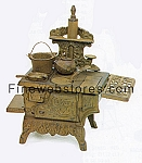 Rustic Stove