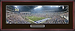 Indianapolis Colts 8 Yard Line Framed Picture