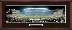 Philadelphia Eagles First Game At Lincoln Financial Framed Picture