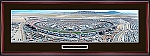 Las Vegas Motor Speedway Framed Picture