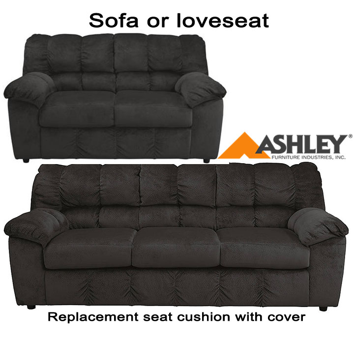 ashley julson replacement cushion cover 2660038 sofa or 2660035 love. Black Bedroom Furniture Sets. Home Design Ideas