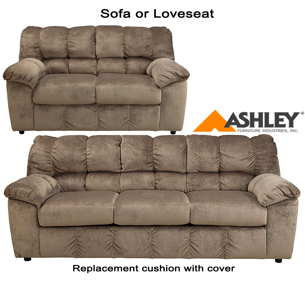 Ashley® Julson Replacement Cushion Cover, 2660138 Sofa Or
