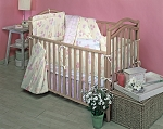Flower Fields Crib Baby Bedding