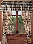 Northern Exposure Designer Window Curtains