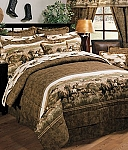 Wild Horses Comforter and Bedding