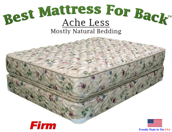 Olympic Queen Ache Less Best Mattress For Back