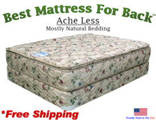 Three Quarter Ache Less™, Best Mattress For Back