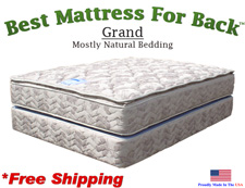 Three Quarter Grand, Best Mattress For Back
