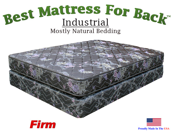 Olympic Queen Industrial Best Mattress For Back