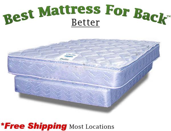 olympic queen better best mattress for back. Black Bedroom Furniture Sets. Home Design Ideas