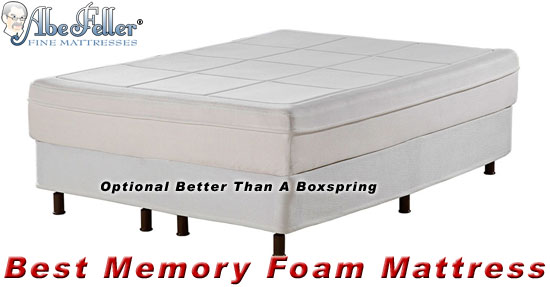 "Full Or Double Best Memory Foam Mattress 11"" Thick"