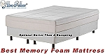 Queen Best Memory Foam Mattress 11