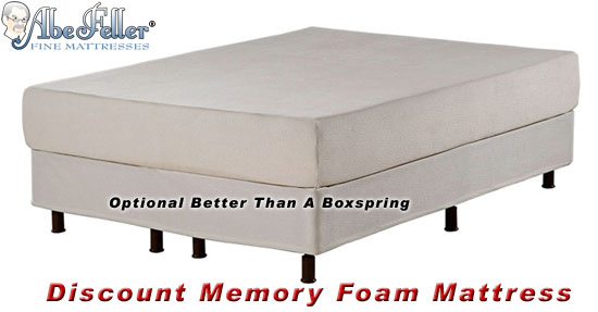 Full size air bed Discount foam mattress