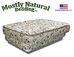 Expanded Queen Mattress And Box Foundation Set Abe Feller® Ache Less™