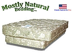 Expanded Queen Mattress And Box Foundation Set Abe Feller® Best