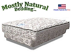 Expanded Queen Mattress And Box Foundation Set Abe Feller® Grand