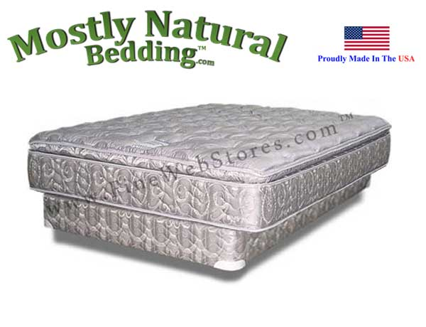 Olympic Queen Mattress and Box Foundation Set Abe Feller