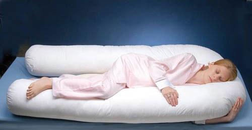 U Shaped Maternity Back Amp Body Pillow