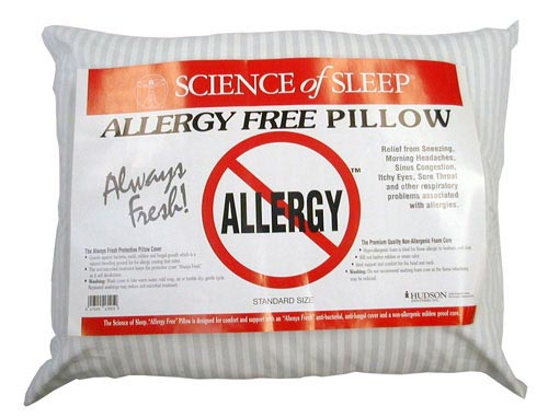 Allergy-Free Pillow Queen