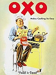 OXO Cooking Tools Vintage Tin Sign