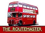 The Routemaster Vintage Tin Sign