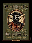 Blackbeard's Brewing Company Tin Sign
