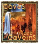 Caves And Caverns Tapestry