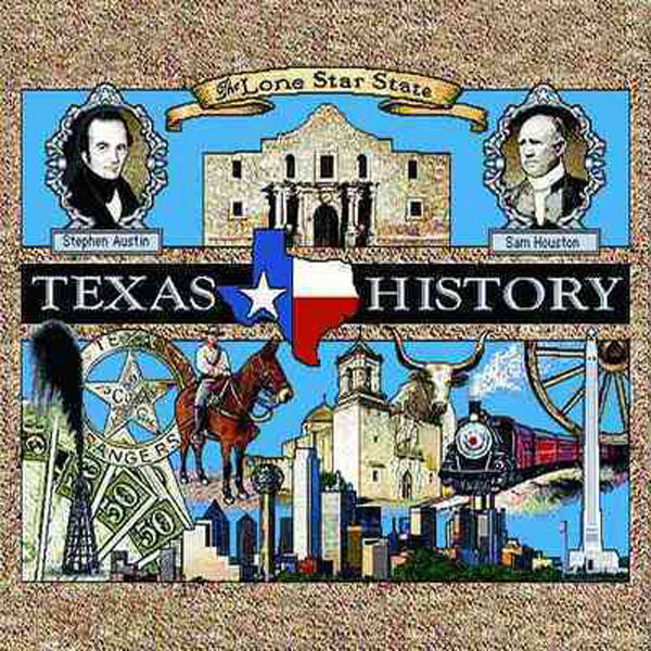 Texas History Classroom Decorations ~ American history tapestry