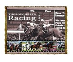 Horse Racing Tapestry