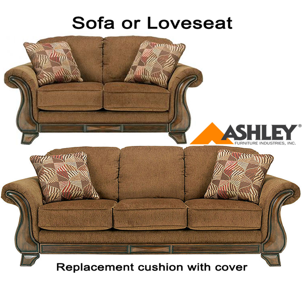 Home U003e Replacement Cushions U003e Replacement Sofa Cushions U003e Ashley®  Montgomery Replacement Cushion Cover, 3830038 Sofa Or 3830035 Love