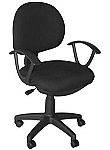 Econo Task Black Office Chair