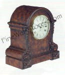 Nsc Clock Antique Style