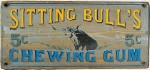 Sitting Bull Old West Sign