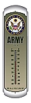 Army Metal Thermometer