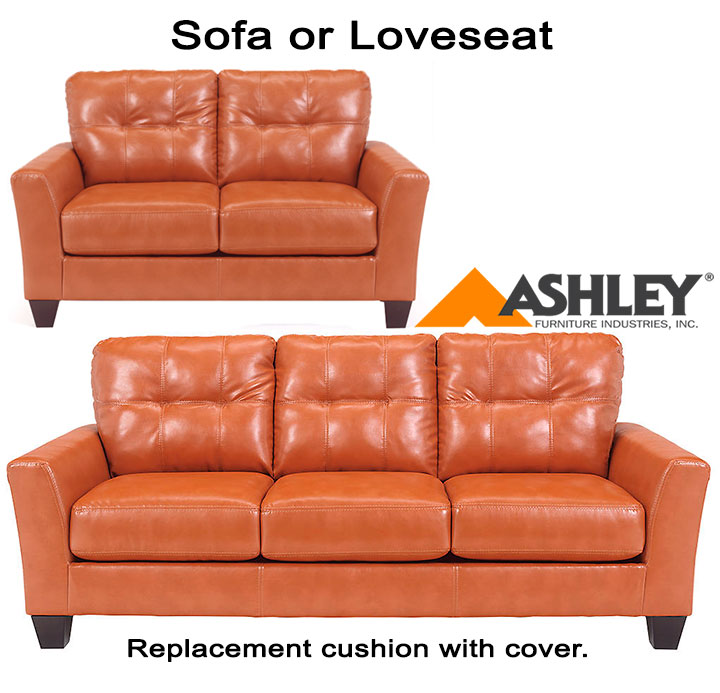 ashley paulie replacement cushion cover 2700238 sofa or 2700235 love. Black Bedroom Furniture Sets. Home Design Ideas
