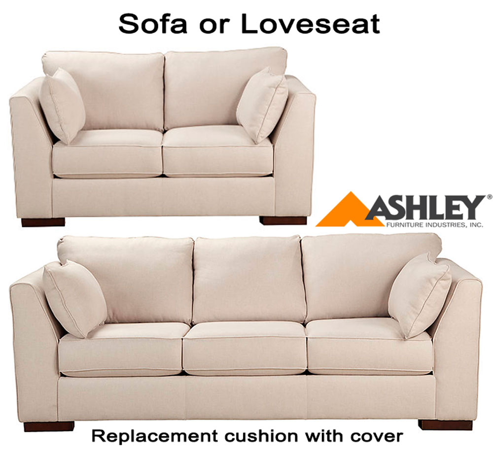 Ashley Pierin replacement cushion cover 8250038 sofa or 8250035 love