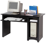 Black Computer Desk By Prepac