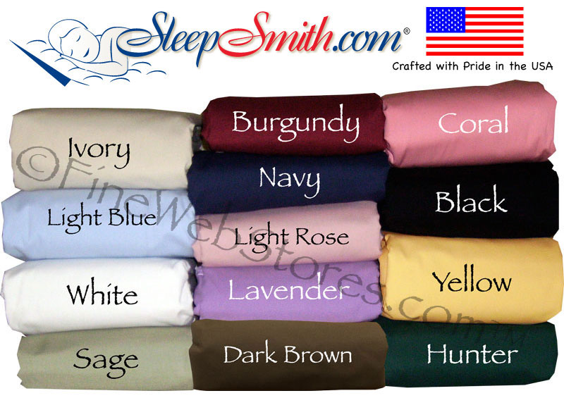 Antique Size Sheet Sets 200 Thread Count