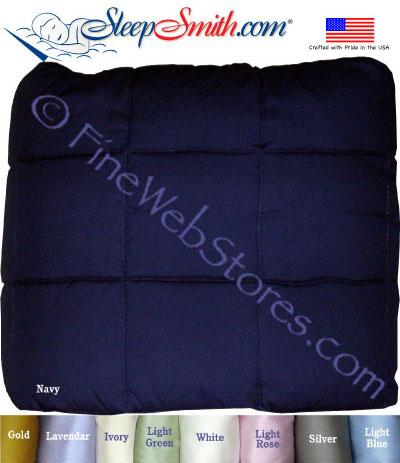 Luxury Twin Xxl Size Comforter 300 Thread Count