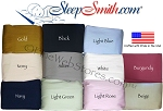 Luxury Sleeper Sofa Sheet Sets 300 Thread Count