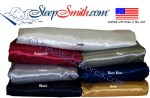 RV Bed Size Satin Sheet Set