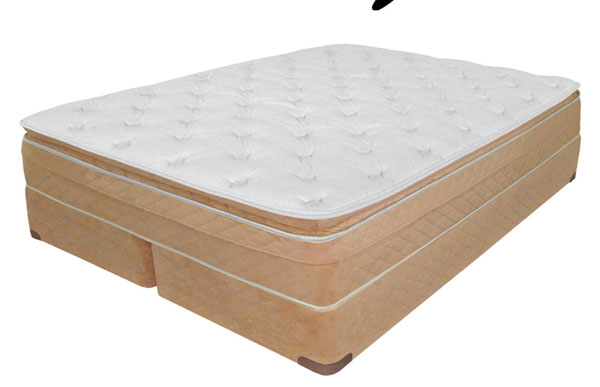 Full Or Double Size Good Comfort Air Mattress And Foundation With Single Air Chamber