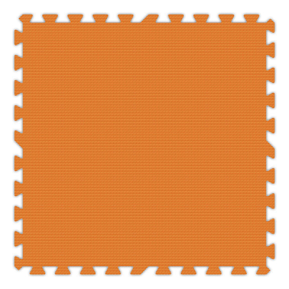 Orange Soft Floor Tile Kit