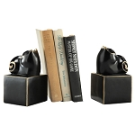 Stylish Cat Bookends
