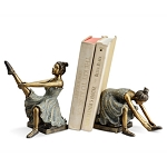 Ballerina Students Bookends